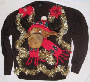 Ugly Sweater TGIF