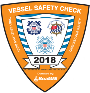 USCGA Boat Safety Inspections @ Marina