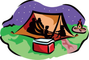2nd Annual Camp Curry Camp Out